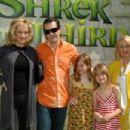 Melanie Griffith & Antonio Banders at Shrek the Third premiere