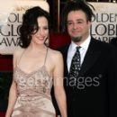 Adam Duritz and Mary-Louise Parker