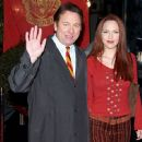 Amy Yasbeck and John Ritter