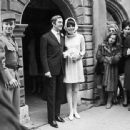 Andrea Dotti and Audrey Hepburn