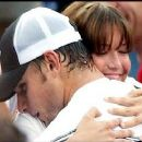 Andy Roddick and Mandy Moore