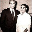 Anna Kashfi and Marlon Brando