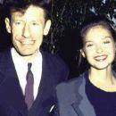 Ashley Judd and Lyle Lovett