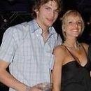 Ashton Kutcher and Monet Mazur