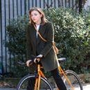 Chloe Moretz – Filming 'The Widow' in NYC