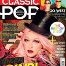 Cyndi Lauper - Classic Pop Magazine Cover [United Kingdom] (January 2021)