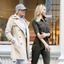 Erin and Sara Foster – Photoshoot in New York - 454 x 520