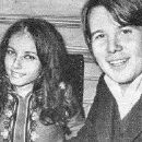 Benny Andersson and Christina Gronvall