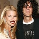 Beth Ostrosky and Howard Stern
