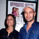 Billy Zane and Leonor Varela