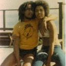 Bob Marley and Yvette Crichton