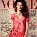 Isabeli Fontana Vogue Mexico April 2010