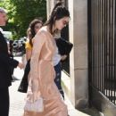 Kendall Jenner out and about in Paris June 24 2016
