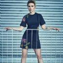 Scarlett Johansson - Glamour Magazine Pictorial [Mexico] (April 2017)