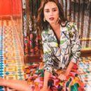 María Elisa Camargo - Fucsia Magazine Pictorial [Colombia] (March 2018) - 454 x 240