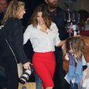 Eva Longoria on set of Fox's new television show Type A in LA - 454 x 681