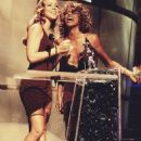 Mariah Carey and Whitney Houston At The MTV Video Music Awards 1998 - 454 x 635