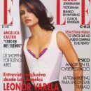 Leonor Varela - Elle Magazine [Chile] (May 2002)