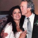 Clint Eastwood and Dina Ruiz Eastwood