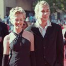 Daniel B. Clark and Jennie Garth