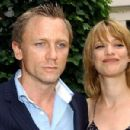 Daniel Craig and Heike Makatsch