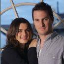 Darren Aronofsky and Rachel Weisz