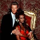 David Bowie and Iman Bowie