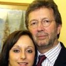 Eric Clapton and Yvonne Khan Kelly