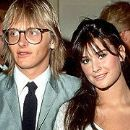 Demi Moore and Freddy Moore
