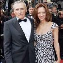 Dennis Hopper and Victoria Cane Duffy