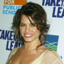 Jenna Dewan at the Premiere of 'Take The Lead' on April 4, 2006