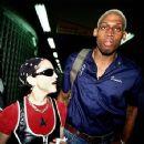 Dennis Rodman and Madonna