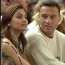 Derek Jeter and Lara Dutta