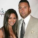 Derek Jeter and Vanessa Minnillo