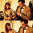 Florence Welch and Stuart Hammond - 454 x 586