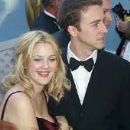 Drew Barrymore and Edward Norton