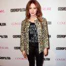 Ashley Tisdale Cosmopolitans 50th Birthday Celebration In West Hollywood