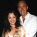 Fran Drescher and Peter Marc Jacobson