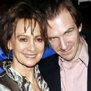 Francesca Annis and Ralph Fiennes