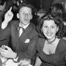 Frank Sinatra and Nancy Barbato
