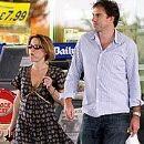 Gillian Anderson and Julian Ozanne