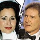 Harrison Ford and Minnie Driver