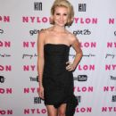 Chelsea Staub - NYLON & YouTube Young Hollywood Party At The Roosevelt Hotel On May 12, 2010 In Hollywood, California
