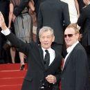 Ian McKellen and Sean Mathias