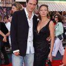 Jack Davenport and Michelle Gomez