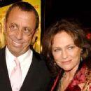 Jacqueline Bisset and Victor Drai