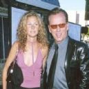 James Woods and Lauren Holly