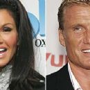 Janice Dickinson and Dolph Lundgren