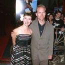 Jason Connery and Mia Sara