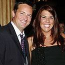 Jennifer Capriati and Matthew Perry
